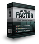 Live test results for Volatility Factor verified Forex Robot