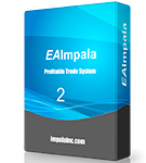 Live test results for EA Impala verified Forex Robot