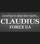 Live test results for Claudius Forex EA verified Forex Robot