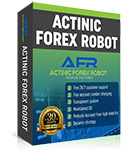 Live test results for Actinic Forex Robot verified Forex Robot